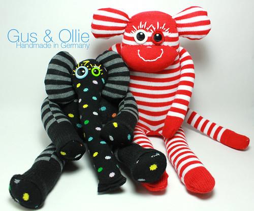 Gus & Ollie: Handmade in Germany