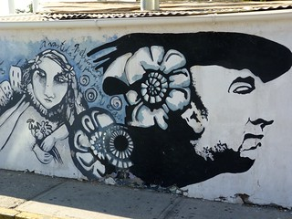 Pablo Neruda - Santiago, Chile | by rafa-alves