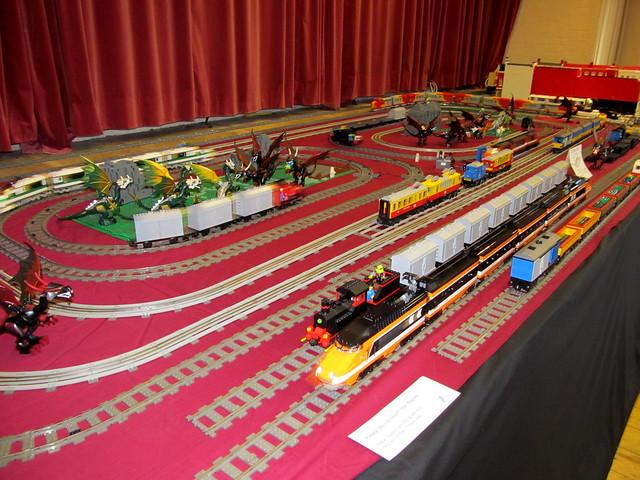 Golowood Rail Layout
