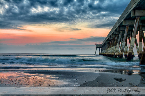 sunrise beaches wrightsvillebeach johnnymercerpier