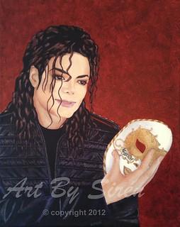 """Behind The Mask"" - Nov 30, 2012 | by ArtBySiren"