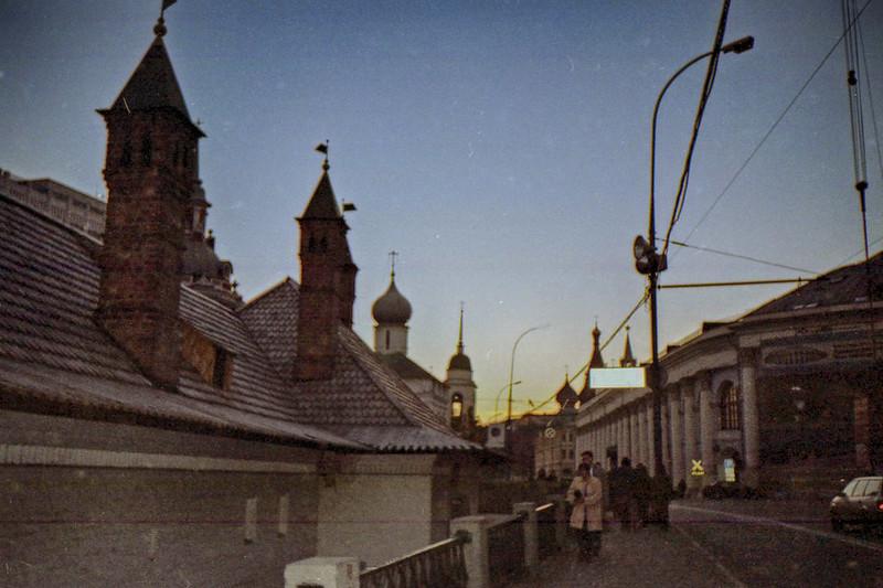 Ул. Варварка (1999г.)