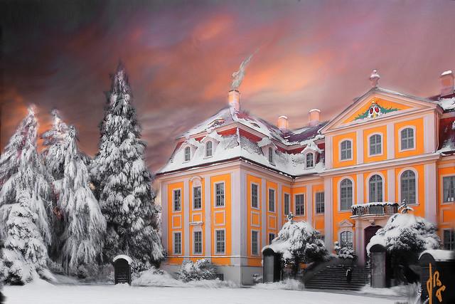 ~~~ Chateau Rammenau in Wintertime ~~~