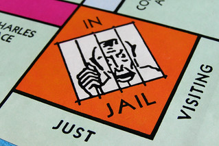 Monopoly In Jail | by ccPixs.com
