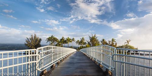 sunrise hawaii bigisland hilo hilobay coconutisland mokuola