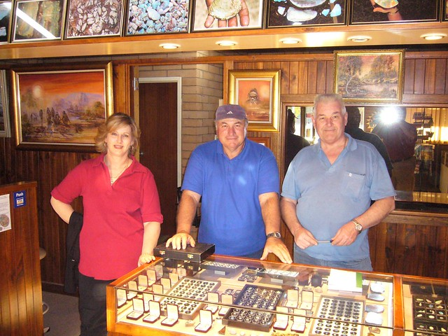 These Folks Sold Me an Opal