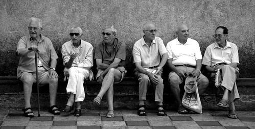 Old people in Sicily | by Mr Jive