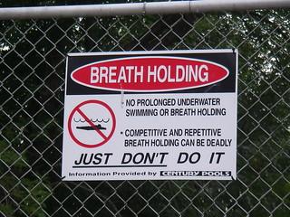 Aguantar la respiración | by Daquella manera