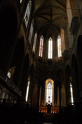 Chœur de la cathédrale de Narbonne | by La case photo de Got