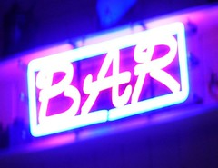 Neon Bar Sign   by ukdenners