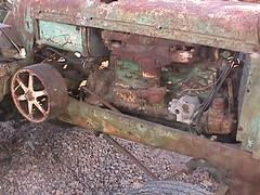 Tractor found in Argentina | by artdealer_ar