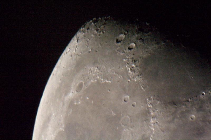 The Moon: Plato