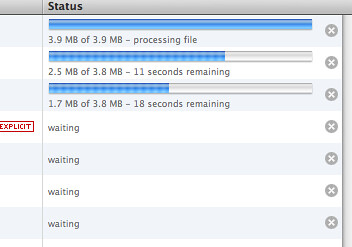 iTunes Simultaneous Download | Pretty cool stuff  I think th… | Flickr