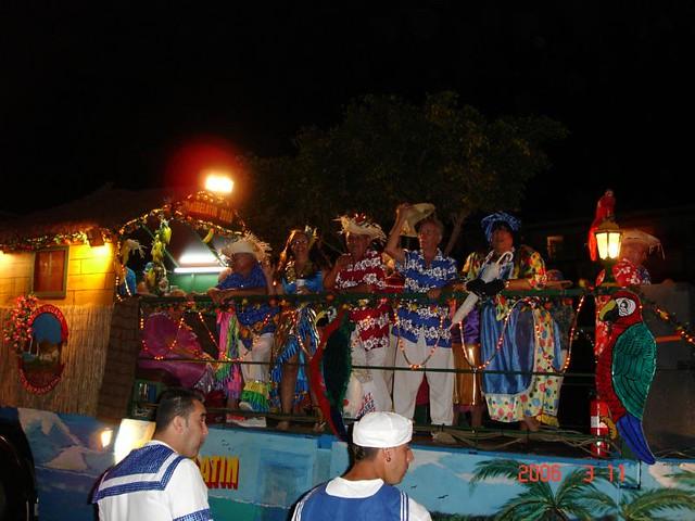 Karneval Playa del Ingles 2006