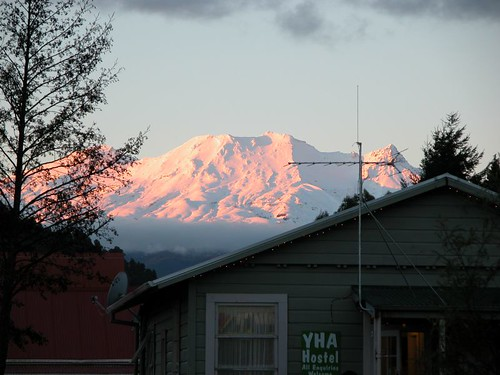 2003 new sunset newzealand mountain june mount zealand nz ruapehu onlocation ohakune mtruapehu kiwifrenzy