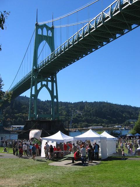 Pirate Festival Entrance