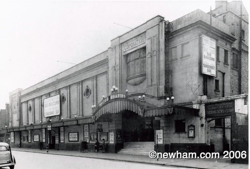 Coronation Cinema Manor Park 1946 | by Newham.com