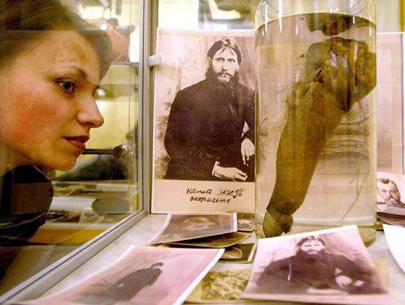 Grigory Rasputin's Brother