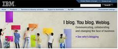 Cuando la gente montaba plataformas de blogs