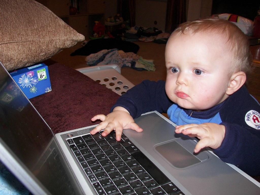 Tyler, PowerBook user