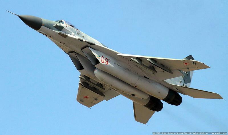 MiG-29SMT Fulcrum 6