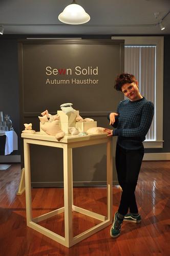 Sewn Solid — BFA Exhibition