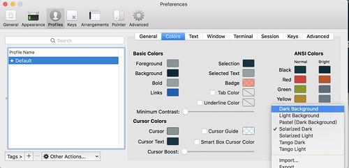 [Mac] iTerm + Zsh | by scissor lee