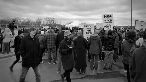 March For Our Lives - Omaha, NE | by vwcampin