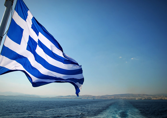 And the trip goes on in calm or rough seas. Happy birthday Greece!