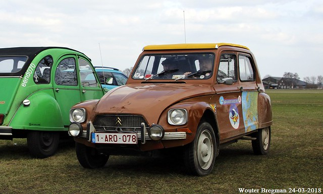 Citroën Dyane 6 1969