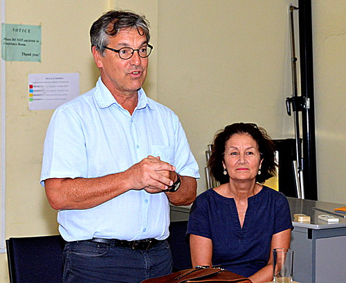 """Flick album: """"Volcano-Ready Communities in St. Vincent and the Grenadines"""" Project Launch"""