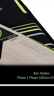 GM Stokes | by SixSixesCricket