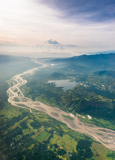 Markham River, PNG   by Lomacar