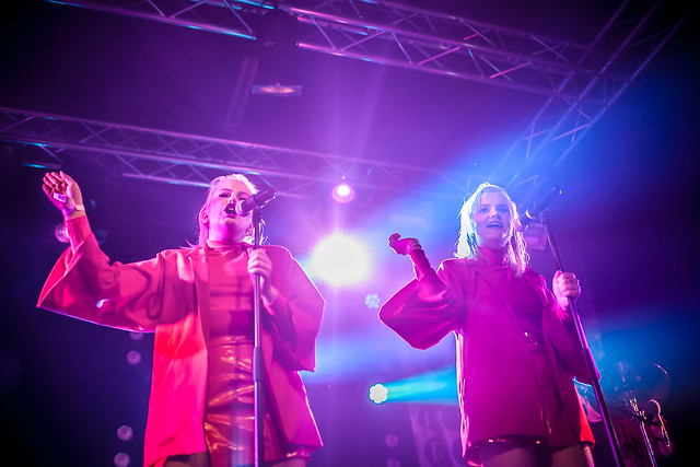 06.04.2018 Raadio 2 Stage: The Magnettes @Von Krahli Teater