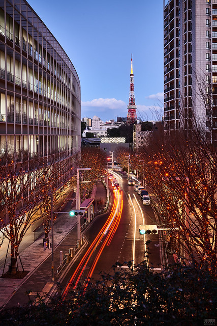 A View from Roppongi