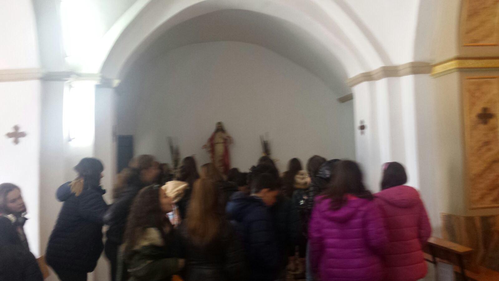 (2018-03-19) - Visita ermita alumnos Yolada-Pilar,6º, Virrey Poveda-9 de Octubre - Maria Isabel Berenquer Brotons - (04)