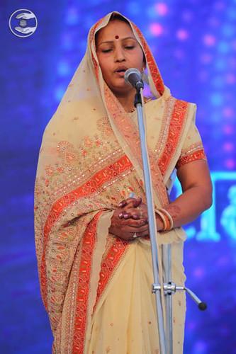Madhvi from Devoria, expresses her views