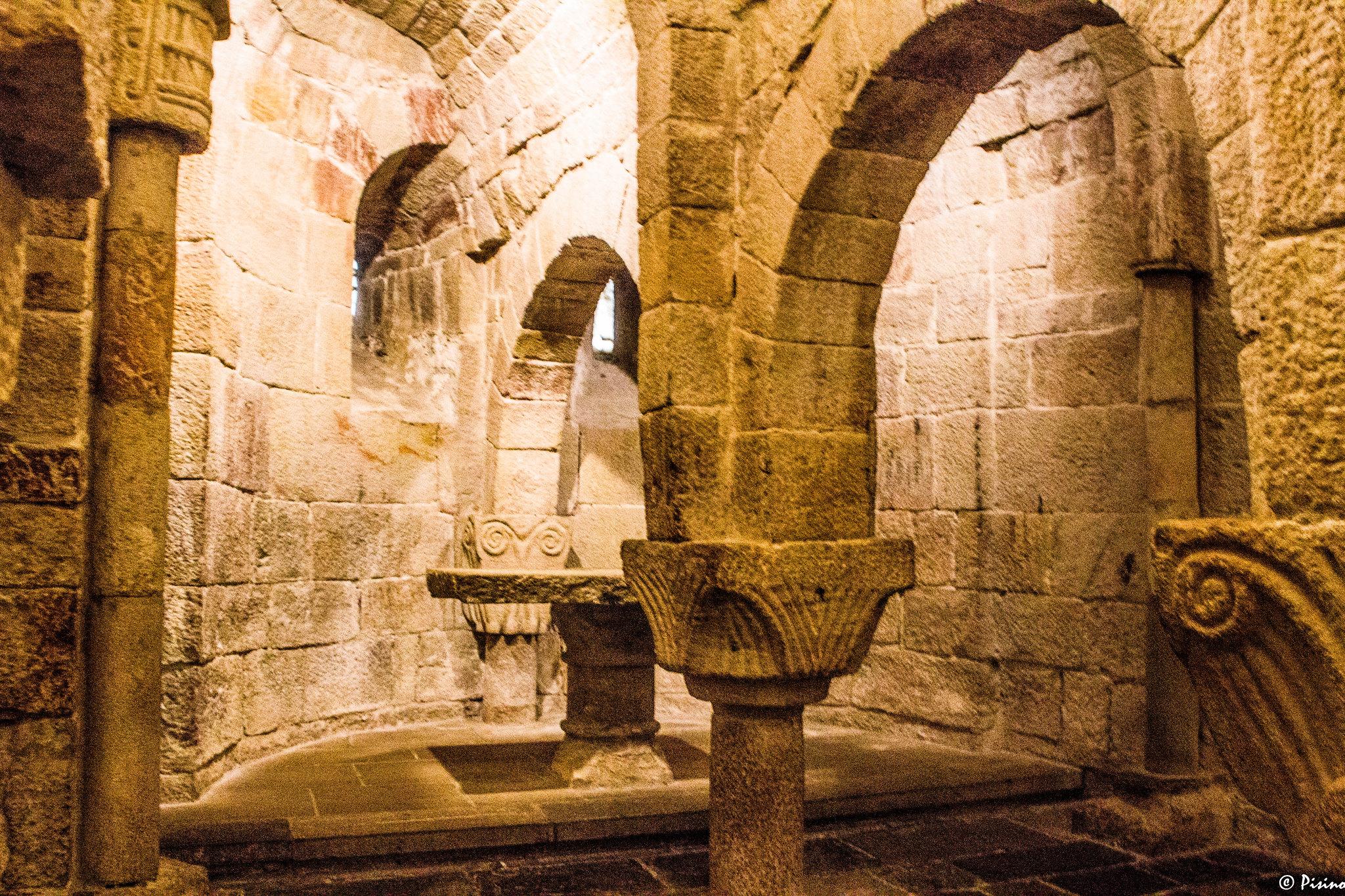 Cripta Monasterio de Leyre I