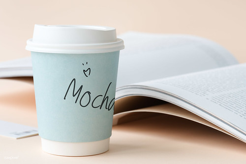 Coffee cup mockup | by Rawpixel Ltd