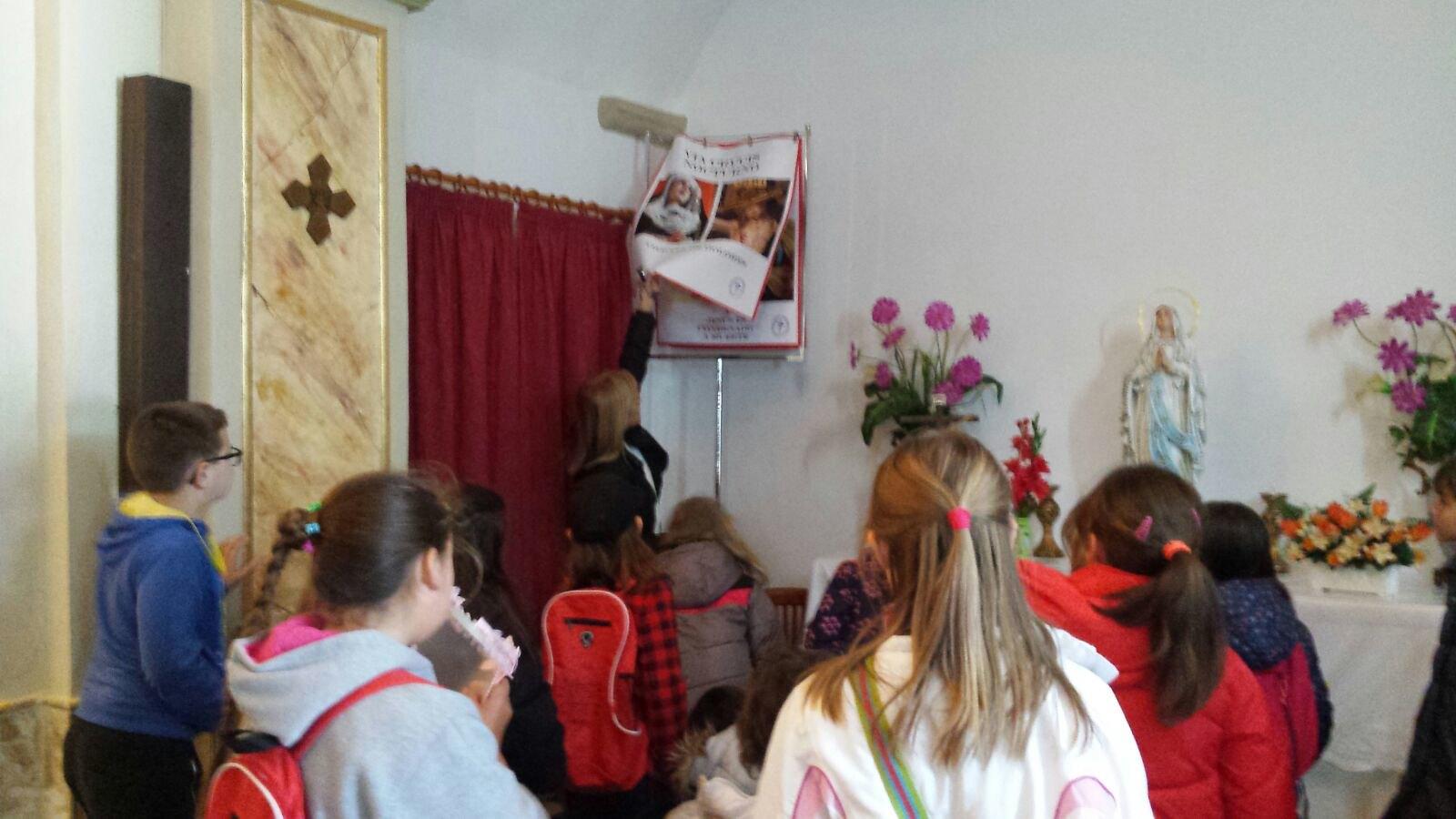 (2018-03-22) - Visita ermita alumnos Laura,3ºC, profesora religión Reina Sofia - Marzo -  María Isabel Berenguer Brotons (04)