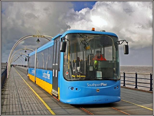 Southport Pier Tram