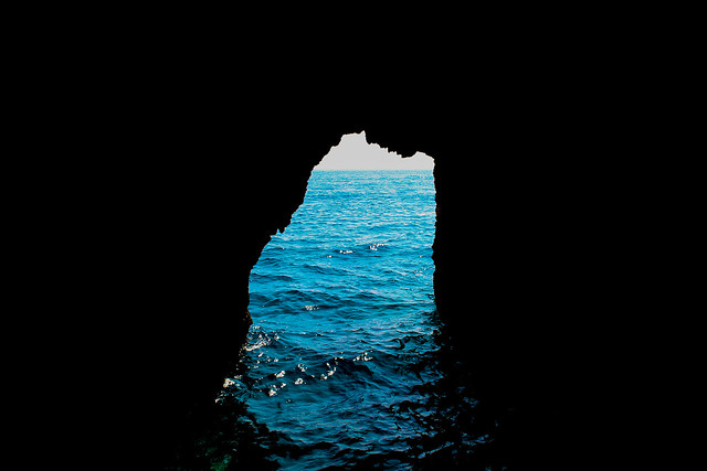 The gateway to the open ocean