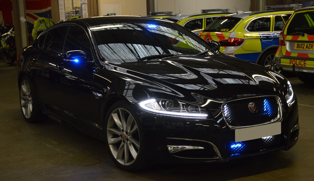 Metropolitan Police | Jaguar XF | Advanced Driver Training… | Flickr