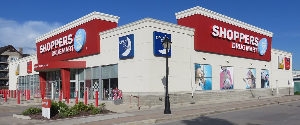 Shoppers Drug Mart and Post Office R5G 1Z0 (Steinbach, Man