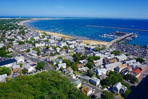 boston provincetown pilgrimmonument ferry bostonharborcruises massachusetts igersboston capecod pw ocean