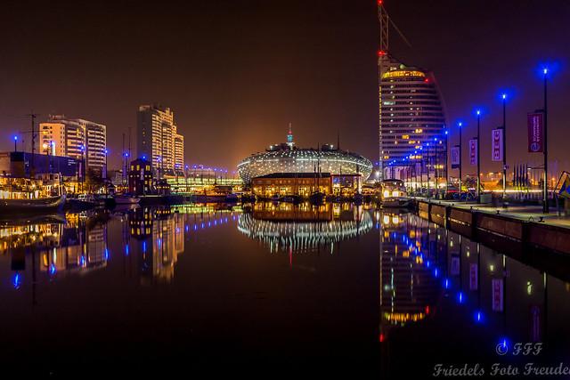 Neuer Hafen Bremerhaven