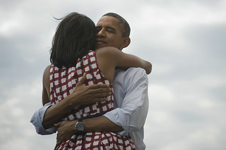 Barack and Michelle Obama in Dubuque, Iowa—August 8th | by Barack Obama