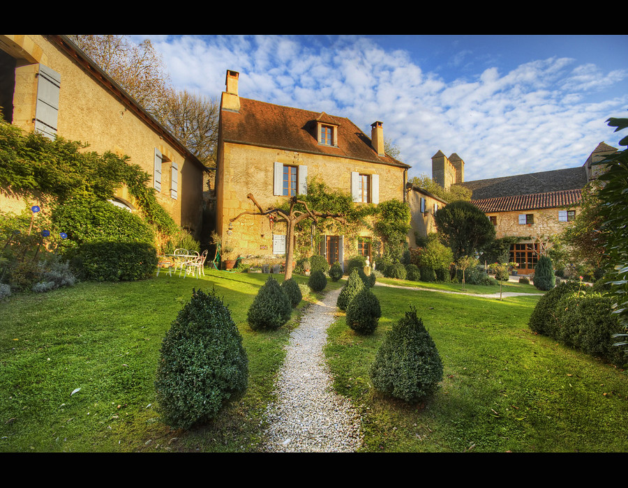 a fairytal house
