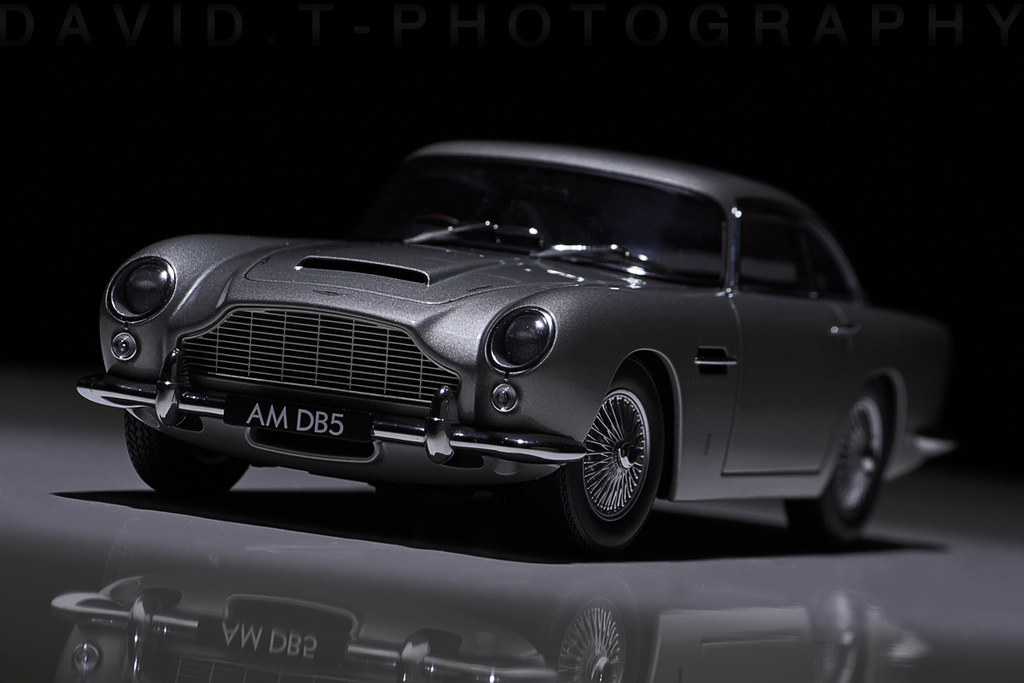 Aston Martin Db5 63 Autoart 1 18 David Trin Flickr