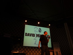 Bordersessions 2012: David Veneman